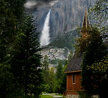 Chapel storm by Carlson