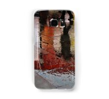 Rain and reflections Samsung Galaxy Case/Skin