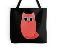 CAT RED ONE Tote Bag