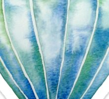 Watercolor Hot Air Balloon Sticker