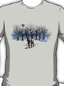 IF YOU GO DOWN TO THE WOODS TONIGHT. T-Shirt