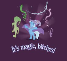It's MAGIC! with text Unisex T-Shirt