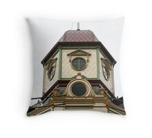 Towers and Turrets (8) Throw Pillow