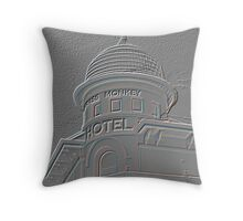 Towers and Turrets (9) Throw Pillow