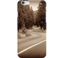 """The Long Road Home"" iPhone Case/Skin"