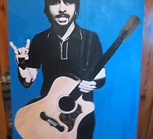 Dave Grohl by Ashleigh Fletcher