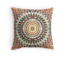Creative Concentric Abstract 2 Throw Pillow