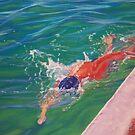 The Swimmer by carolelliott7