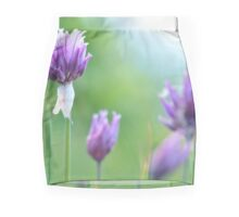 Chives Mini Skirt