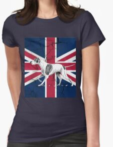 grunge UK fashion Union Jack Flag English pointer T-Shirt