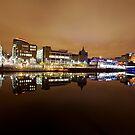 Glasgow Reflections by Daniel Davison