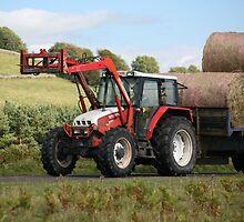 Grays Linkon Tractor by Tony Steel