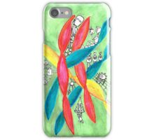 Robot Ribbon Revelry iPhone Case/Skin