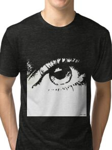 Eye of Truth and Honesty Tri-blend T-Shirt