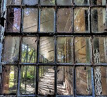Fractured - Gladesville Asylum - The HDR Experience by Philip Johnson