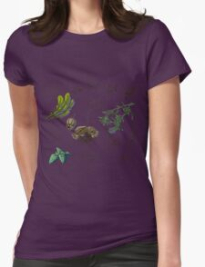 illustration set with hand drawn herbs T-Shirt