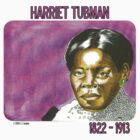 Harriet Tubman by cjjuzang