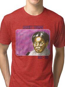 Harriet Tubman Tri-blend T-Shirt