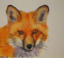 Foxy by Beth Haywood