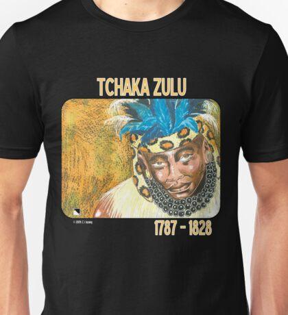 Tchaka Zulu Unisex T-Shirt