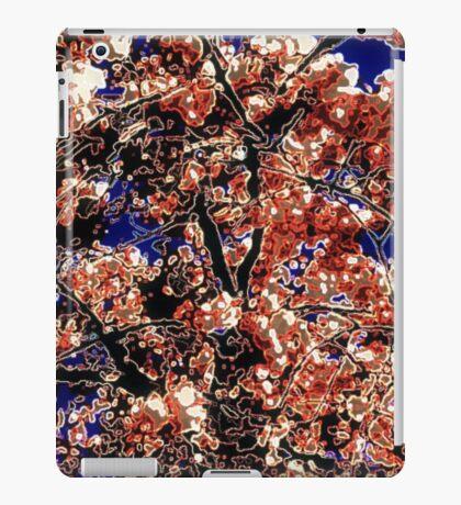 yorkshire blooms iPad Case/Skin