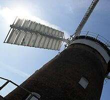 Thaxted Windmill by Natalie Richardson