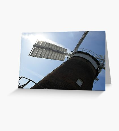 Thaxted Windmill Greeting Card