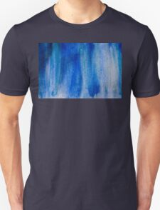 Blue watercolor T-Shirt