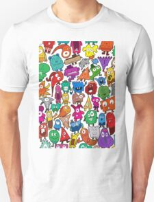 The Shapely Bunch Unisex T-Shirt