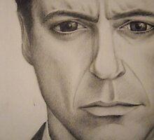 Robert Downey Jr. by StephMmm