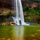 Indore  Waterfalls by bnilesh