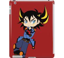 Crabby Duelist iPad Case/Skin