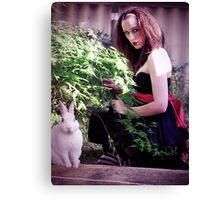 If Alice was Evil #8 Canvas Print