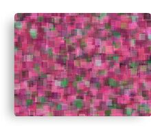 Fuchsia Abstract Canvas Print