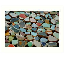 Gifts From The Sea Art Print