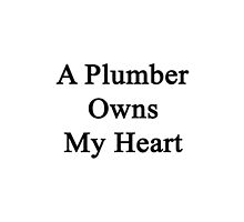 A Plumber Owns My Heart  by supernova23