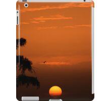 waking up iPad Case/Skin