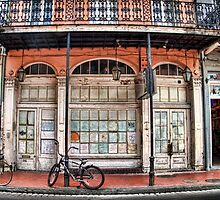 Bikes on Bourbon by Tammy Wetzel