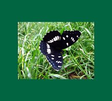 White Admiral Butterfly (Limenitis arthemis) Womens Fitted T-Shirt