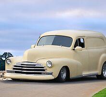1947 Chevrolet Sedan Delivery 'Panel Truck' by DaveKoontz