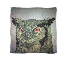 Owl - Red Eyes Scarf