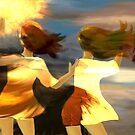 Windy Dunes by Maija