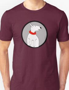 ENGLISH BULL TERRIER CUTE PORTRAIT Unisex T-Shirt
