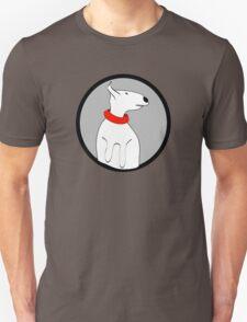 ENGLISH BULL TERRIER CUTE PORTRAIT Unisex T-Shirt