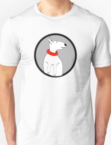 ENGLISH BULL TERRIER CUTE PORTRAIT T-Shirt