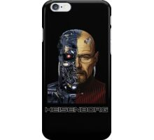 Heisenborg iPhone Case/Skin