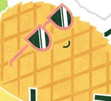 Summer Chillin Sticker