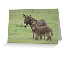 Momma and Me!            #1 Greeting Card