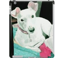 Sully the Jack Russell Terrier iPad Case/Skin