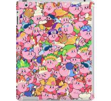 Kirby Patterns  iPad Case/Skin